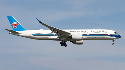 A picture of B320S - Airbus A350941 - China Southern Airlines - © Jiaming