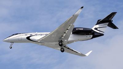 N77999 - Gulfstream G650ER - Private