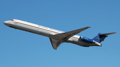 N967CE - McDonnell Douglas MD-83(SF) - Everts Air Cargo