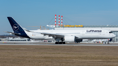A picture of DAIXK - Airbus A350941 - Lufthansa - © Thomas Ernst
