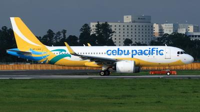 RP-C4110 - Airbus A320-271N - Cebu Pacific Air