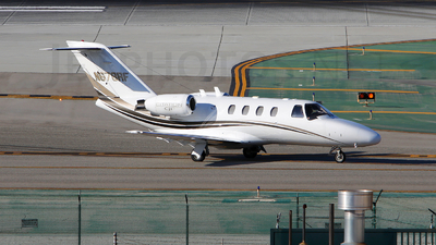 N678RF - Cessna 525 Citationjet CJ1 - Private