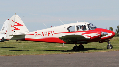 A picture of GAPFV - Piper PA23160 Apache - [231686] - © Ian Howat