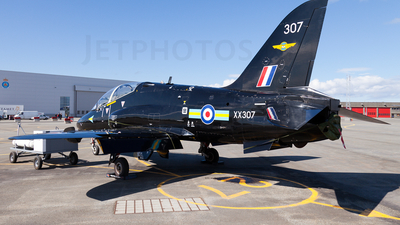 XX307 - British Aerospace Hawk T.1 - United Kingdom - Royal Air Force (RAF)