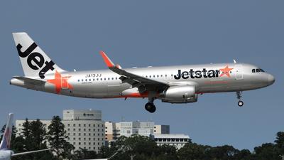 A picture of JA13JJ - Airbus A320232 - Jetstar Airways - © NRT Spotter