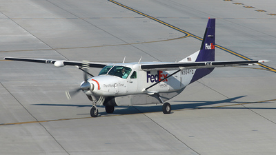 N984FE - Cessna 208B Super Cargomaster - FedEx Feeder (West Air)