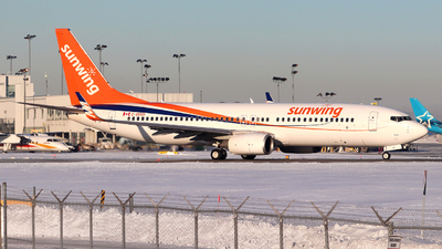 A picture of CGVVH - Boeing 7378Q8 - [35275] - © Guy Langlois