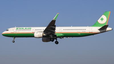 B-16211 - Airbus A321-211 - Eva Air
