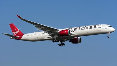 G-VRNB - Airbus A350-1041 - Virgin Atlantic Airways