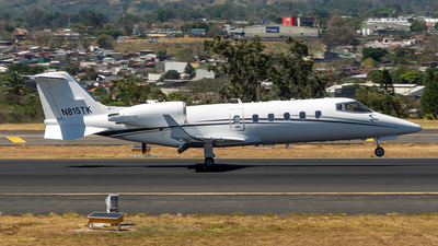 N815TK - Bombardier Learjet 60 - Private