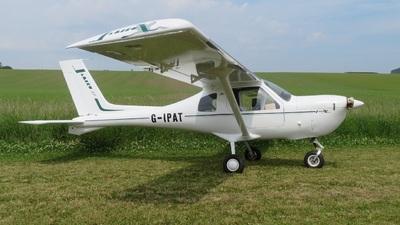 G-IPAT - Jabiru SP - Private
