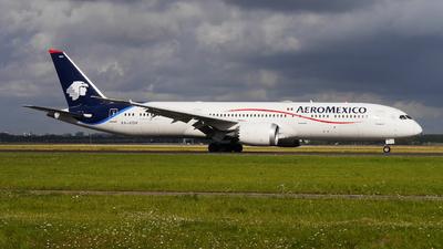XA-ADH - Boeing 787-9 Dreamliner - Aeromexico
