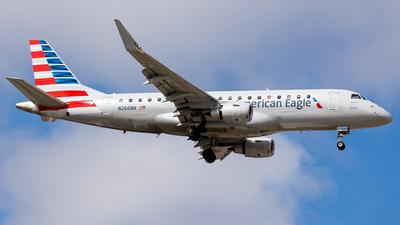 A picture of N266NN - Embraer E175LR - American Airlines - © Martin Pinnau