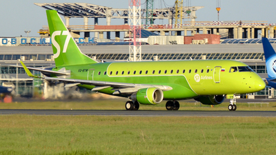 VQ-BYW - Embraer 170-100SU - S7 Airlines