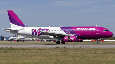 HA-LPZ - Airbus A320-232 - Wizz Air