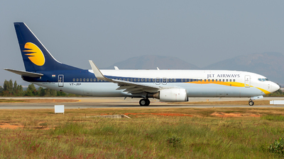 VT-JBP - Boeing 737-86N - Jet Airways