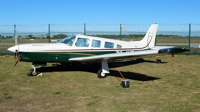 ZS-AVE - Piper PA-32R-301T Turbo Saratoga SP - Private