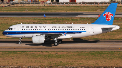 B-6183 - Airbus A319-132 - China Southern Airlines