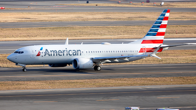 N316RK - Boeing 737-8 MAX - American Airlines
