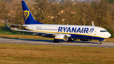 A picture of EIEBX - Boeing 7378AS - Ryanair - © Jean-Philippe SL