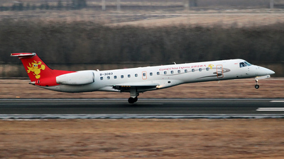 B-3083 - Embraer ERJ-145LI - Grand China Express