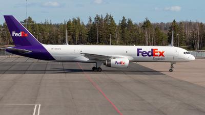 A picture of N918FD - Boeing 75723A(SF) - FedEx - © Stefan Kronqvist