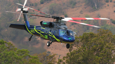 A picture of N620TJ - Sikorsky UH60A Blackhawk - [8123620] - © Mark H