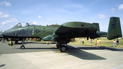79-0224 - Fairchild A-10A Thunderbolt II - United States - US Air Force (USAF)