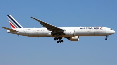 F-GSQU - Boeing 777-328ER - Air France