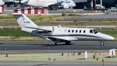 A picture of DIKBO - Cessna 525A CitationJet CJ2+ -  - © Mateo León