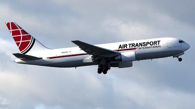 A picture of N255CM - Boeing 767223(BDSF) - Air Transport International - © Mark Szemberski