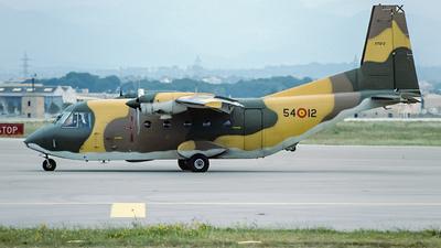 XT.12-2 - CASA C-212-100 Aviocar - Spain - Air Force