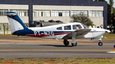 PT-NZG - Embraer EMB-711ST Corisco II Turbo - Private