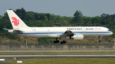 A picture of B2841 - Boeing 7572Z0(PCF) - Air China Cargo - © F3E1988