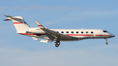 N650TP - Gulfstream G650 - Private