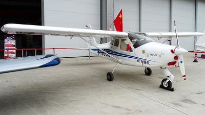 B-9598 - Tecnam P92 Echo JS - XiangfeiJiufei Aviation Club