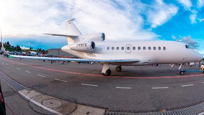 A picture of FWWFS - Dassault Falcon 900 -  - © victor Ambriz