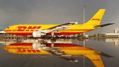 D-AEAN - Airbus A300B4-622R(F) - DHL (European Air Transport)