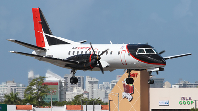 A picture of HI999 - Saab 340B - Air Century - © Angel Natal