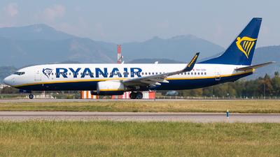 A picture of 9HQDH - Boeing 7378AS - Ryanair - © De Guidi Oscar