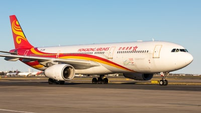 A picture of BLNM - Airbus A330343 - Hong Kong Airlines - © Rory Delaney