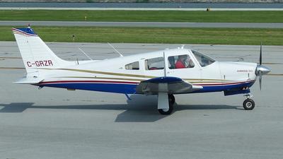 C-GRZR - Piper PA-28R-201 Arrow III - Private