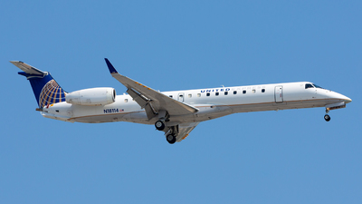 N18114 - Embraer ERJ-145XR - United Express (ExpressJet Airlines)