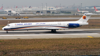 EP-TBE - McDonnell Douglas MD-88 - Taban Air