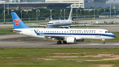 B-3206 - Embraer 190-100LR - China Southern Airlines