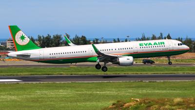 B-16216 - Airbus A321-211 - Eva Air