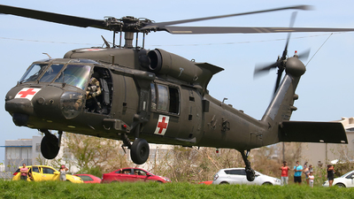 10-20353 - Sikorsky HH-60M Blackhawk - United States - US Army