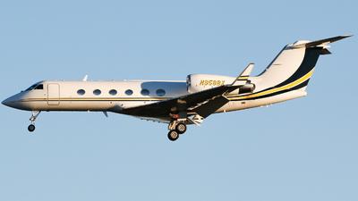 N958BX - Gulfstream G-IV(SP) - Private