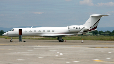 VP-BLW - Gulfstream G550 - Private