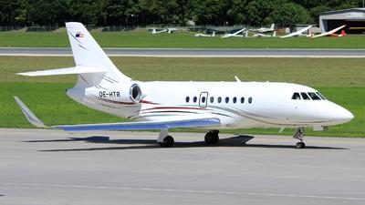 OE-HTR - Dassault Falcon 2000EX - Private